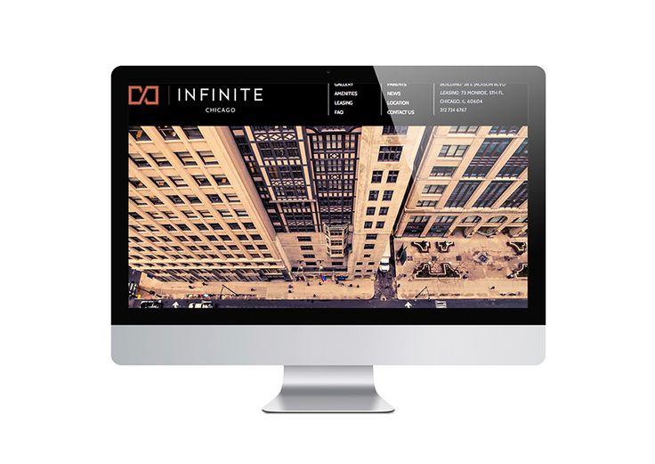 Kitchen Sink Studios   Infinite Chicago Website