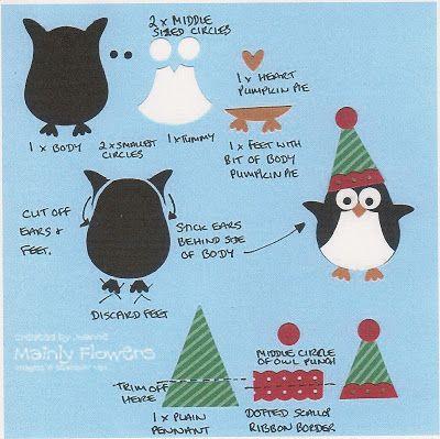 Flower Sparkle: Penguin From owl punch