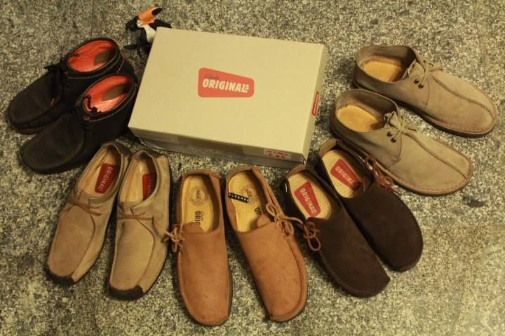 Clarks Lugger All Shoes Hawkins Red Wing Clarks Vintage