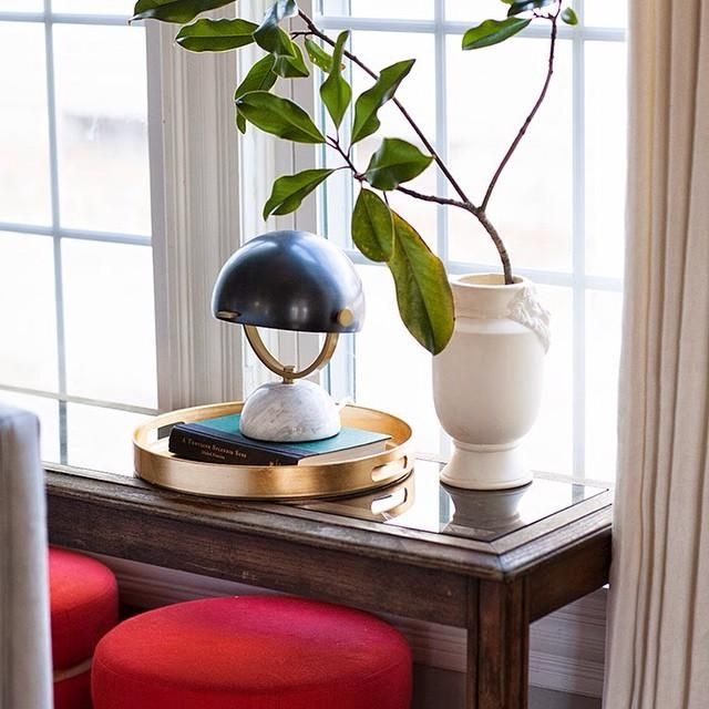 Show Off Your Style With A Modern Task Or Table Lamp U2014 On Side Tables,