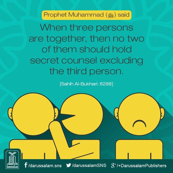 #hadith # islam