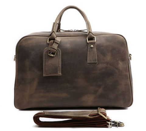 'The Overnighter' Leather Bag http://www.rodenjamesleatherbags.com/collections/leather-laptop-bags