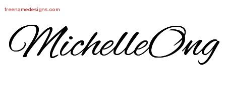 cursive name free tattoo design maker michelle pinterest cursive free tattoo designs and. Black Bedroom Furniture Sets. Home Design Ideas
