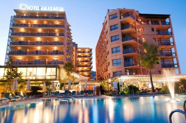 Hotel Amaragua, Costa Del Sol | Invia.hu