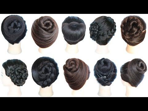 Quick Easy Juda Hairstyles For Everyday Cute Hairstyles Hairstyles For Girls Hairstyle Youtube Cute Hairstyles Diy Hairstyles Long Hair Styles