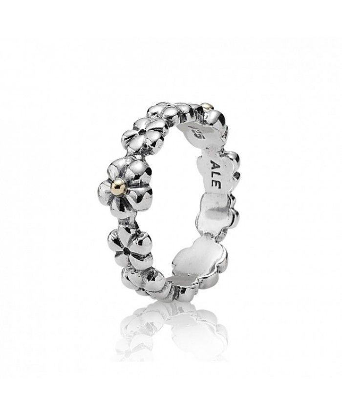 2be979063 Pandora Daisy Flowers Ring Official Site | Pandora Flower Ring ...