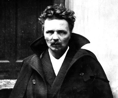 """Some people have accused my tragedy of being too sad, as though one desired a merry tragedy. People clamor for Enjoyment as though Enjoyment consisted in being foolish. I find enjoyment in the powerful and terrible struggles of life; and the capability of experiencing something, of learning something, gives me pleasure.""    AUGUST STRINDBERG, quoted in Otto Heller's Prophets of Dissent"