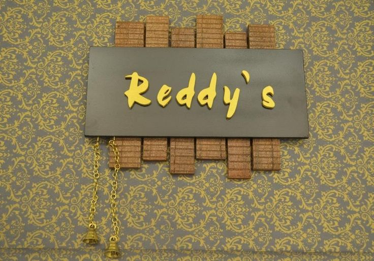 Decorative Name Plates For Home: 25 Best Wall Decor Name Plates Images On Pinterest