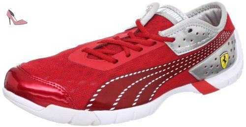 Future Cat M1 Core, Baskets Basses Homme, Noir (Black/Red Blast), 39 EUPuma