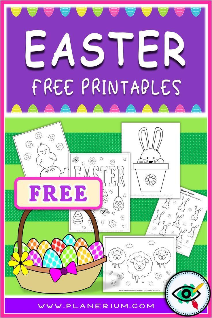 Free Easter Kids Printables Easter Printables Free Printables Free Kids Printable Activities For Kids [ 1104 x 736 Pixel ]
