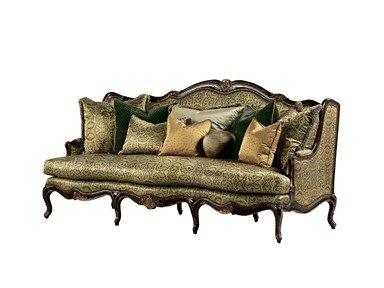 Marge Carson Living Room Antoinette Sofa At Noel Furniture At Noel Furniture  In Houston, TX