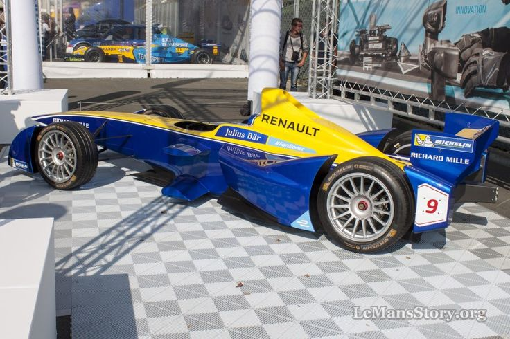 Spark Renault SRT 01E