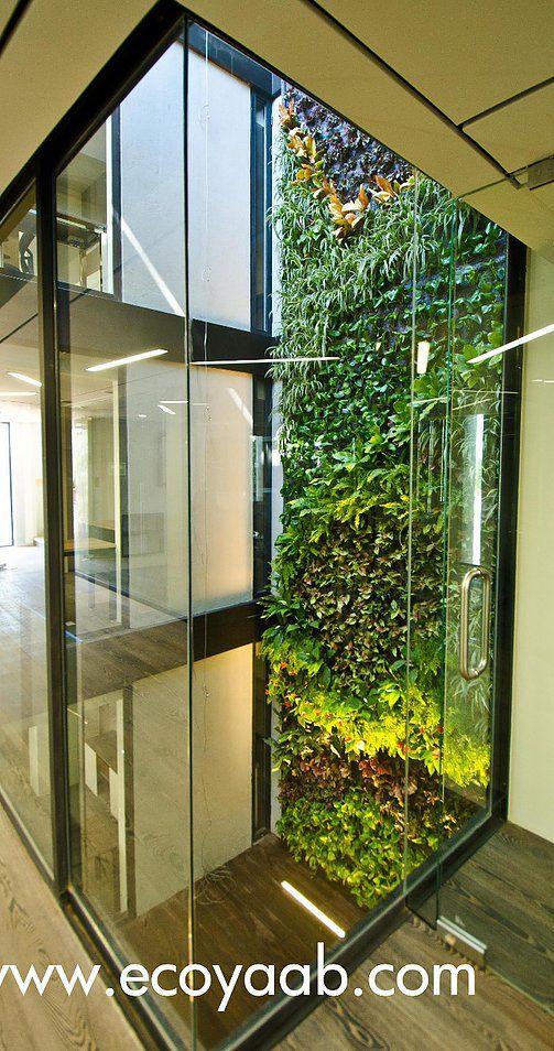 M s de 1000 ideas sobre jardines de patio trasero peque os for Jardines verticales historia