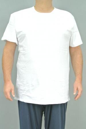 MagliaUomo Taglie Oversize Max Fort | T-shirt | 501 BIANCA