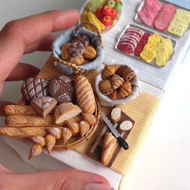 Comidinhas em Minuatura!                                                       …