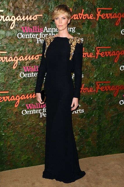 Charlize Theron - best dressed