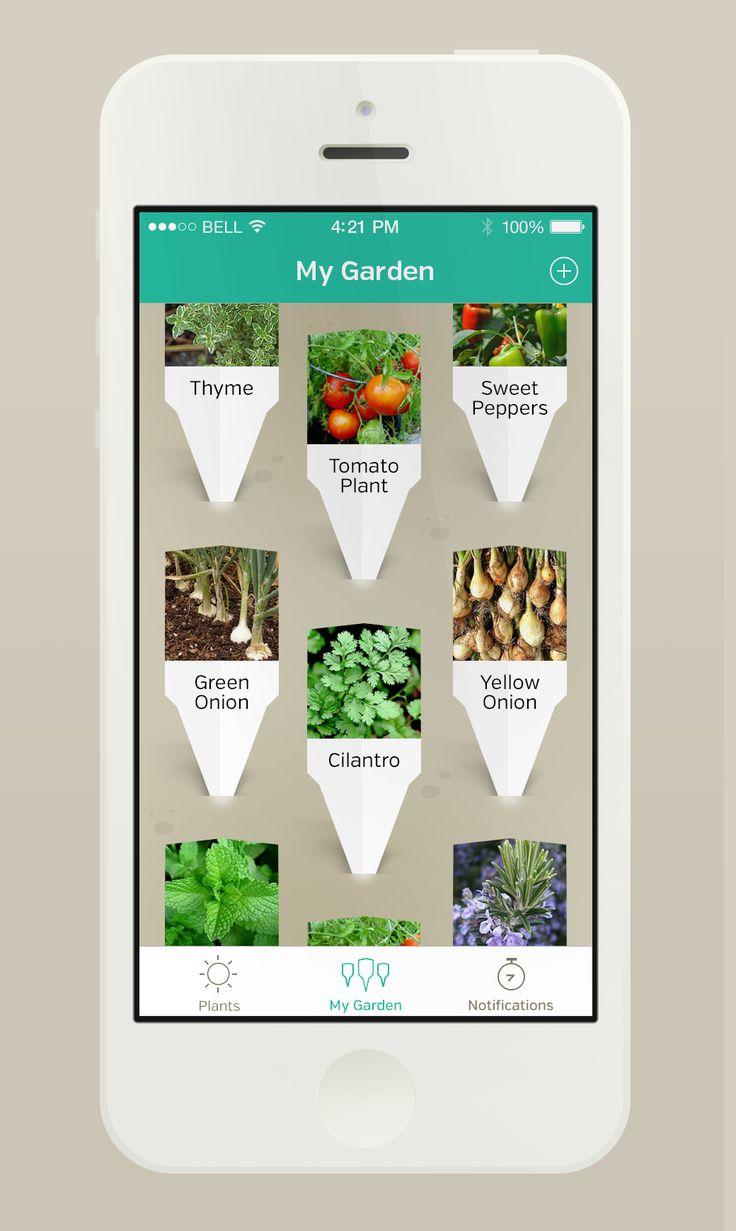 My Garden - by Greg Beldam | #ui