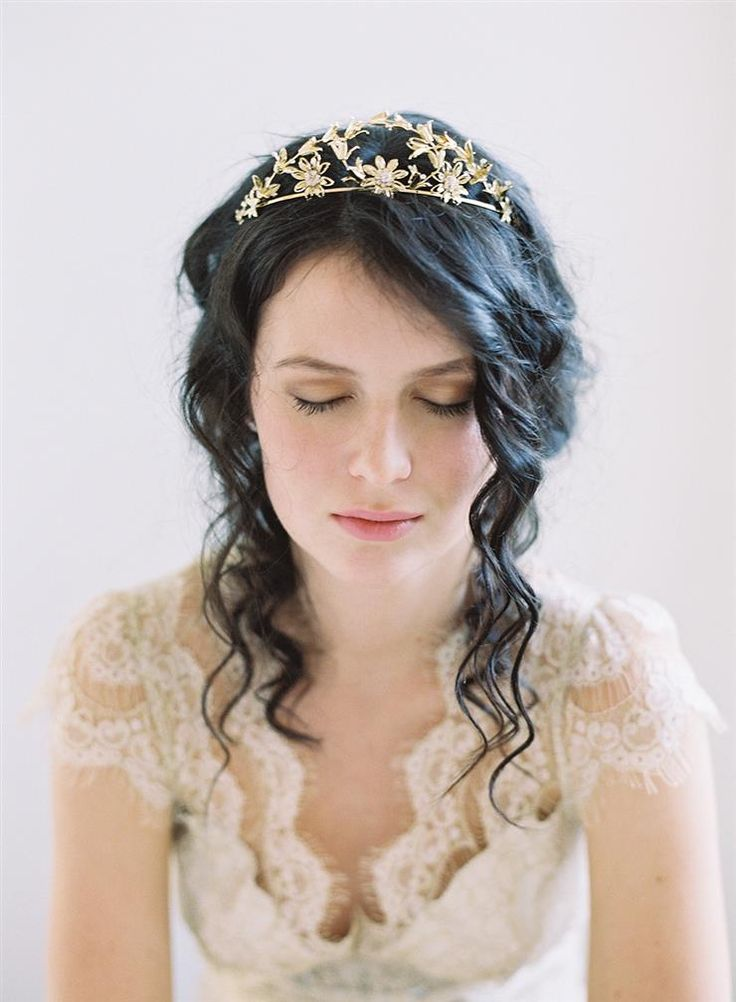 193 best crowns tiaras images on pinterest bridal headpieces simply sublime bridal hair accessories from erica elizabeth designs junglespirit Gallery