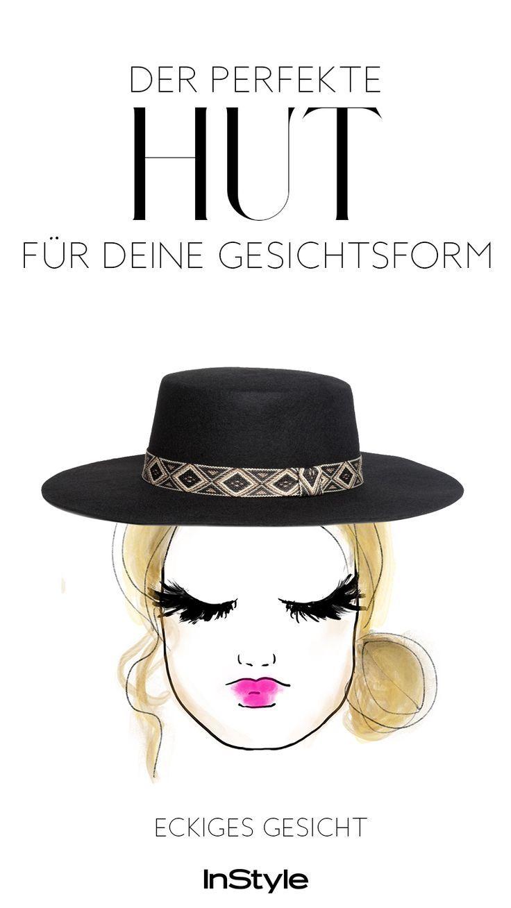 8b5507eb8a79b5 Eckiges Gesicht: Das sind die perfekten Hüte für deine Gesichtsform.  #instyle #instylegermany