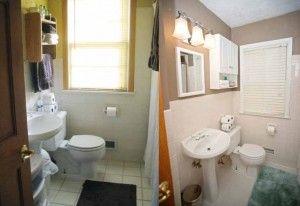 Menata perangkat mandi saat renovasi kamar mandi