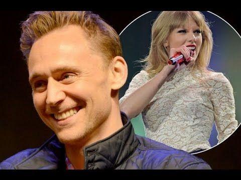 Taylor Swift's New Boyfriend Tom Hiddleston