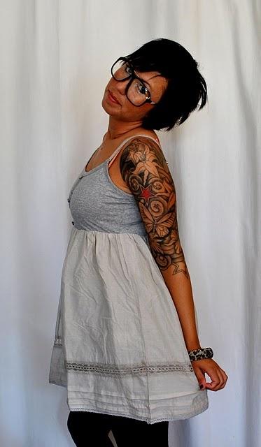 sleeve/tunic: Sleevetun Tattoo, Art Sleeve Tun, Awesome Tattoo, Art Tattoo, Half Sleeve, Tanks Tops, Autumn Sleeve Tattoo, Tattoo Pics, Sleeve Tun Tattoo