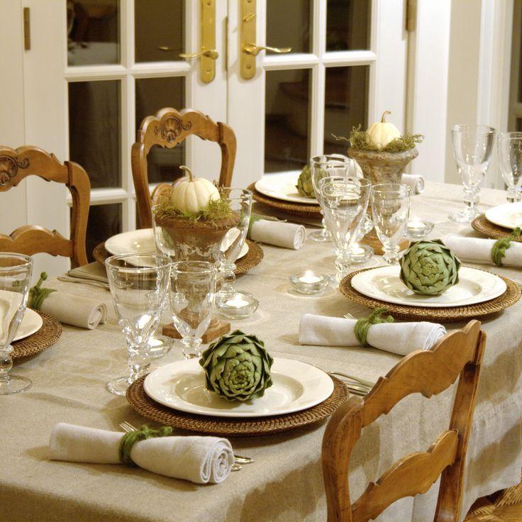 50 stunning christmas table settings - Christmas Table Decorating