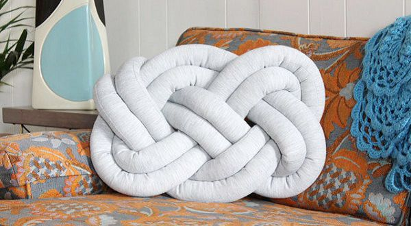 Tutorial: anudada cuerda almohada