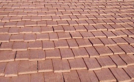Plastic roofing tiles types plastic roofing pinterest for Type of roof tiles