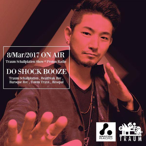 "Check out ""Tour De Traum XIII - Do Shock Booze - March 2017"" by Traum_Schallplatten on Mixcloud"