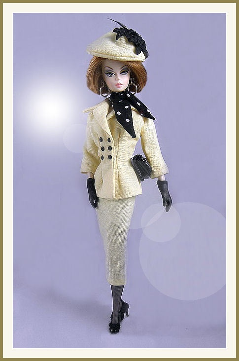 OOAK FASHION FROM ** FRANCE ** fits Fashion Royalty Silkstone Barbie | eBay