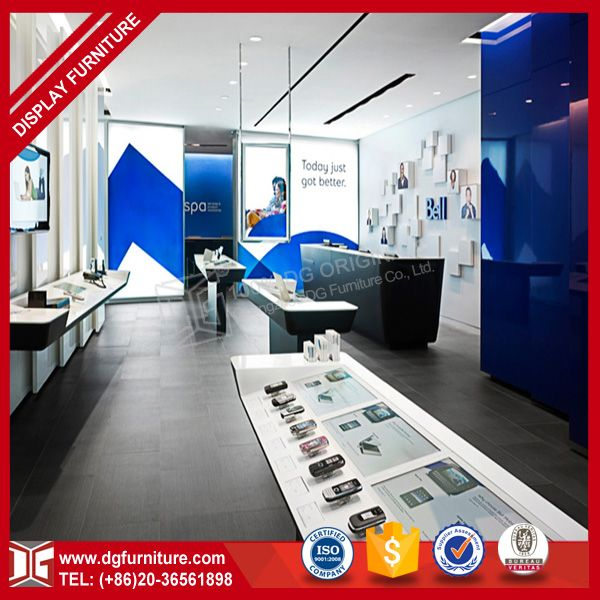 Source Creative retail mobile-phone-shop-interior-design on m.alibaba.com