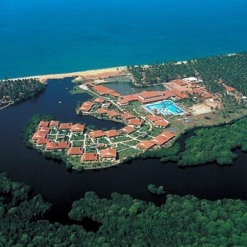 Palagama Beach Resort, Near  Kalpitiya. Srilanka