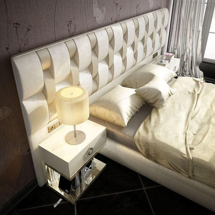 257 best Bed with upholstery ( Krevat me tapiceri ) images on ...