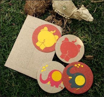 Haathi Chaap - Elephant Poo Paper - Freaking Fantastic!