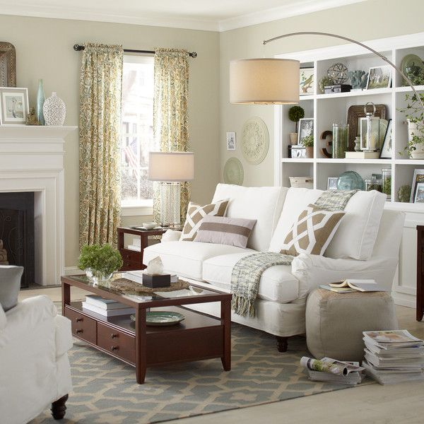 Slipcover Furniture Living Room: 30 Best BIRCH LANE/DECOR Images On Pinterest