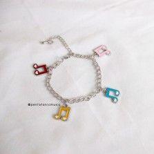 Colorful Notes Bracelet