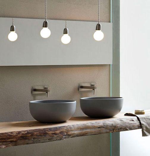 Oltre 1000 idee su bagno degli ospiti su pinterest - Bagno illuminazione ...