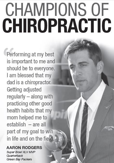 Champions of Chiropractic