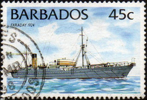 Barbados 1985 Fish SG 805B Fine Used Scott 654 Other West Indian Stamps HERE