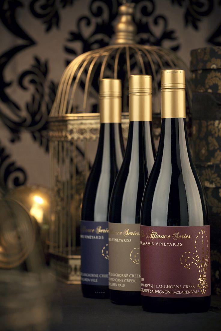 Aramis Alliance Series #Wine #AramisVineyards