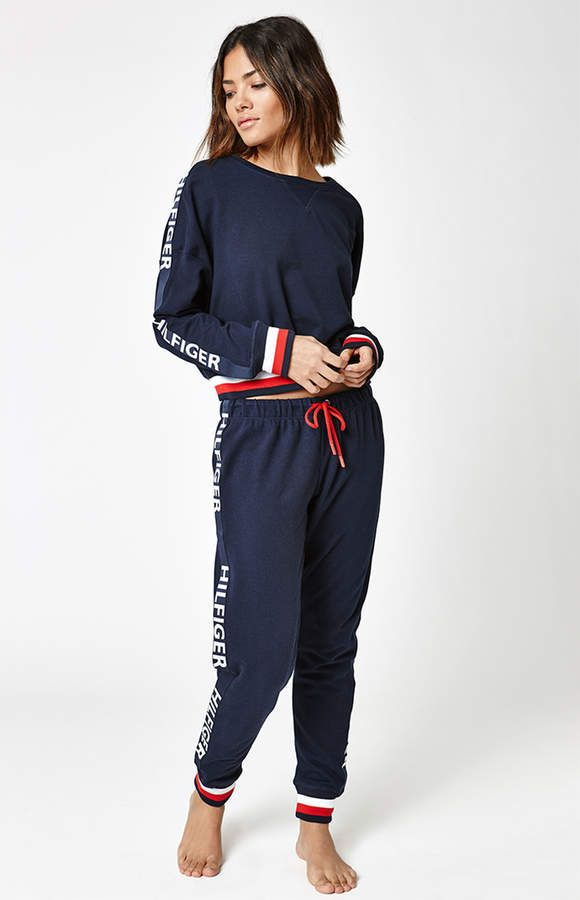 Tommy Hilfiger Taping Lounge Jogger Pants Tommy Hilfiger Outfit Tommy Hilfiger Pants Sporty Outfits