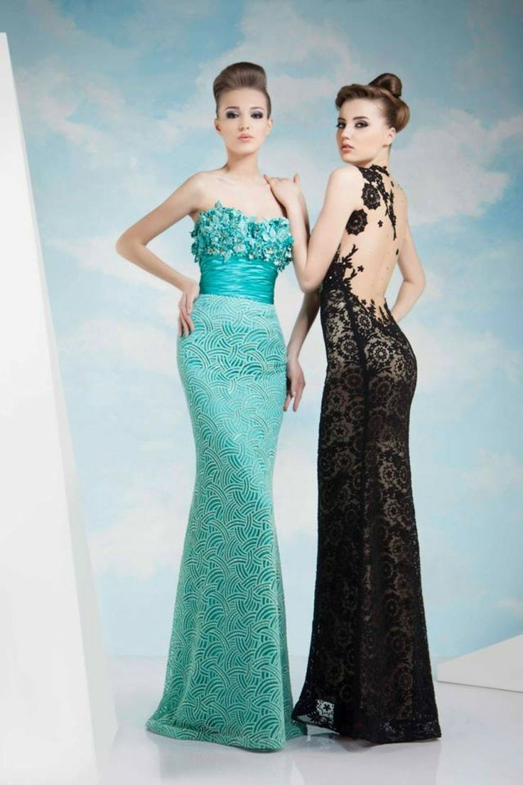 56 best Tony Chaaya images on Pinterest | Evening gowns, Beautiful ...
