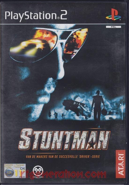 STUNTMAN PlayStation 2 GAME (ATARI)