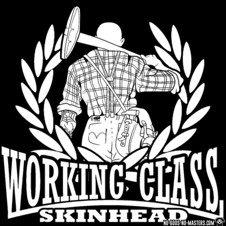 skinhead clothing