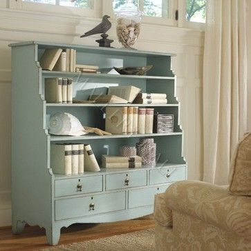 Nautical_Whimsical Collection - tropical - bookcases cabinets and computer armoires - atlanta - Mallery Hall LLC