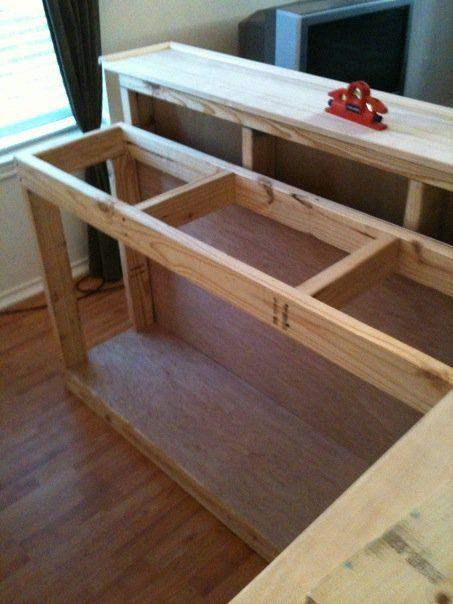 Building a Bar