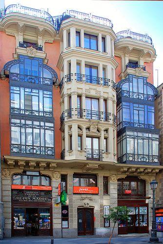 Madrid - Calle Mayor, 59. Farmacia de la Reina Madre. | por josemazcona