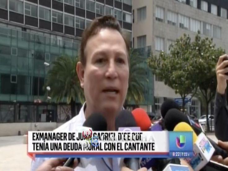 Ex Manager De Juan Gabriel Confiesa Que Tiene Cuadro Millonario Del Cantante Y Que El Divo Le Debía Algo Muy Personal