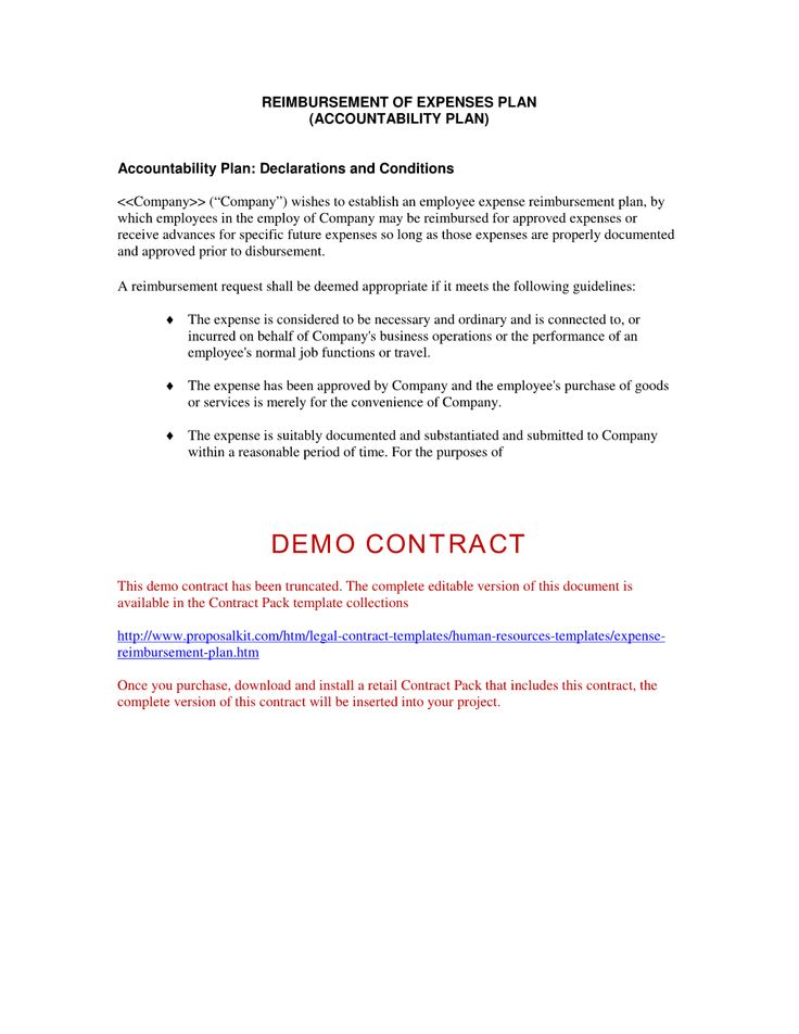 When Is An Employment Contract Necessary  Resume Template Sample
